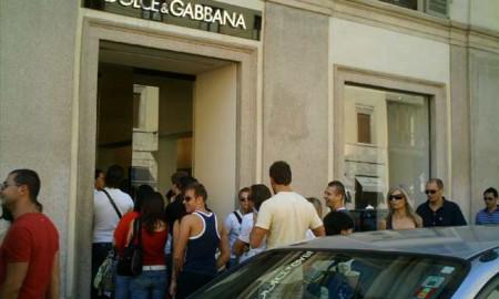 Milano – Dolce & Gabbana – di Redazione Comunicazione e Forme