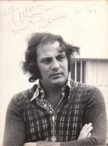 Xante Battaglia -1974 - Dedica alla sorella Lilla (Angela Battaglia)