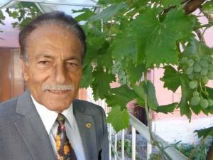 Il Prof. Italo Richichi - luglio 2015