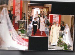ingresso in Chiesa