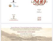 A Salerno Mostra per il Cinquecentesimo Anniversario di Leonardo Da Vinci