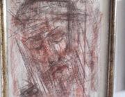 Clelio Pasquali – Volto di Cristo